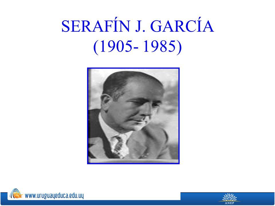 SERAFÍN J. GARCÍA (1905- 1985)