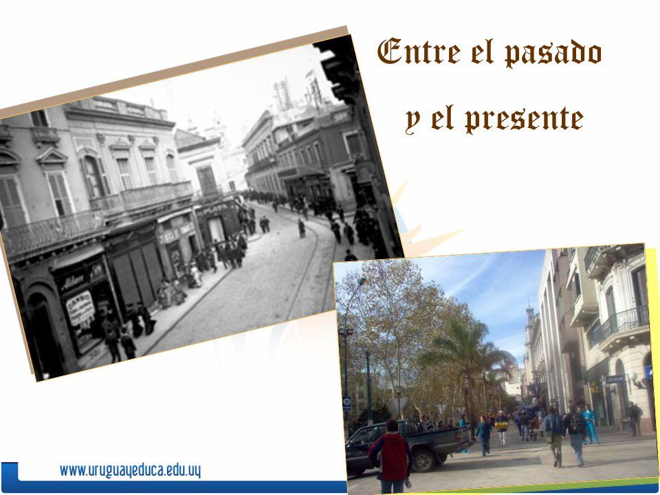 Itinerario por la Ciudad Vieja de Montevideo