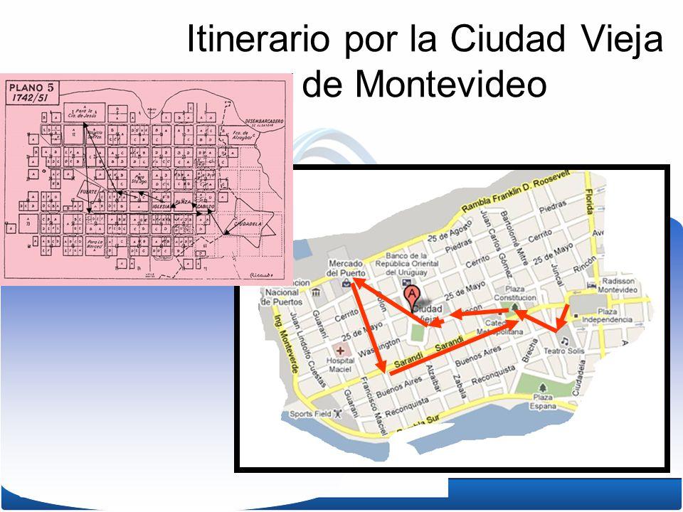 La ciudad de Montevideo fue fundada en 1724 por Bruno Mauricio de Zabala.