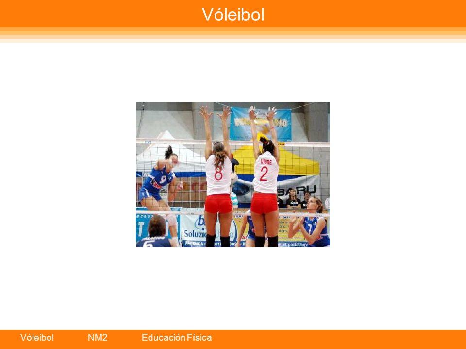 Vóleibol NM2 Educación Física Vóleibol