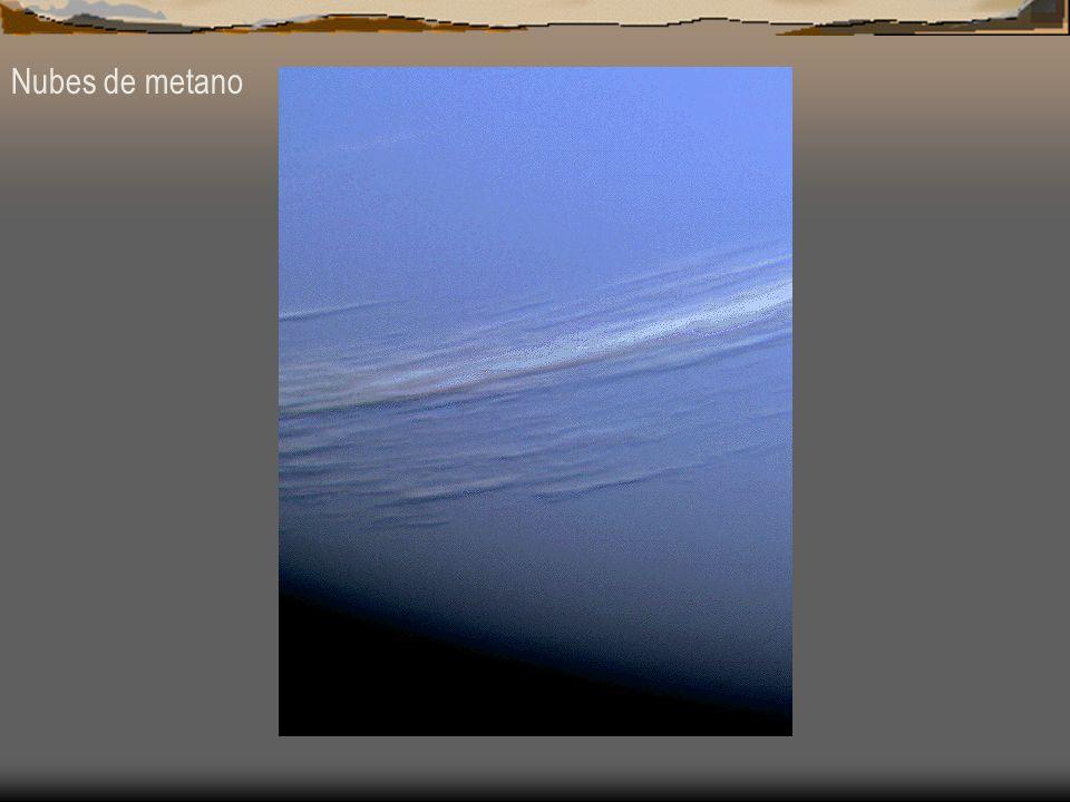 Nubes de metano