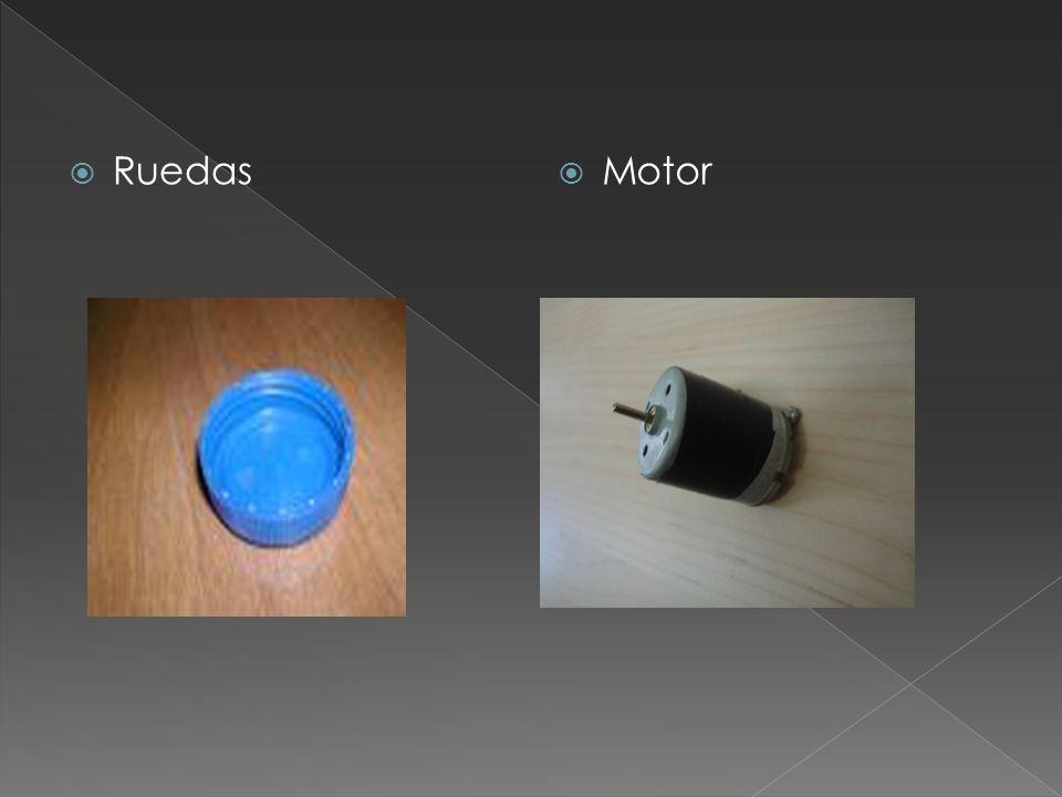 Ruedas Motor