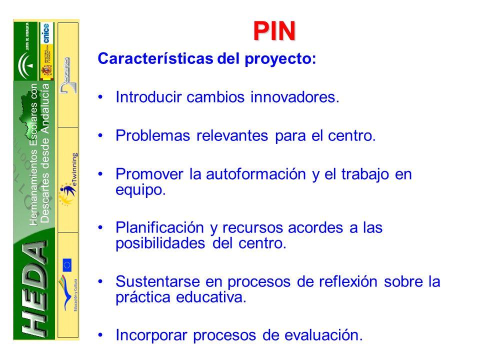 PIN Estructura del proyecto: Título.Resumen (10 líneas).