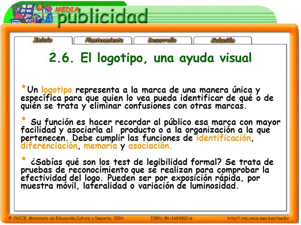 A continuación te mostramos unos ejemplos sobre identificación de logotipos por fragmentación.
