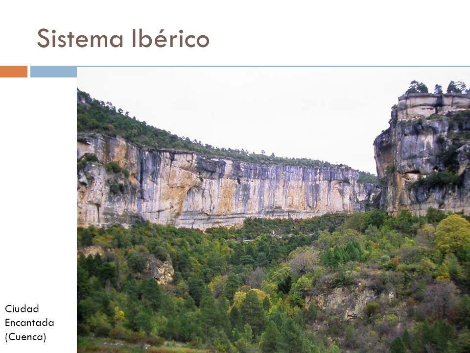 Sistema Ibérico Ciudad Encantada (Cuenca)