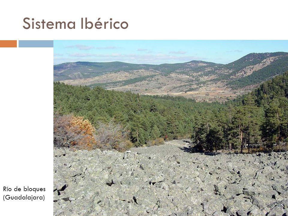 Sistema Ibérico Dolina de Villar del Cobo (Teruel)
