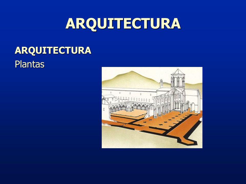 ARQUITECTURA ARQUITECTURAPlantas
