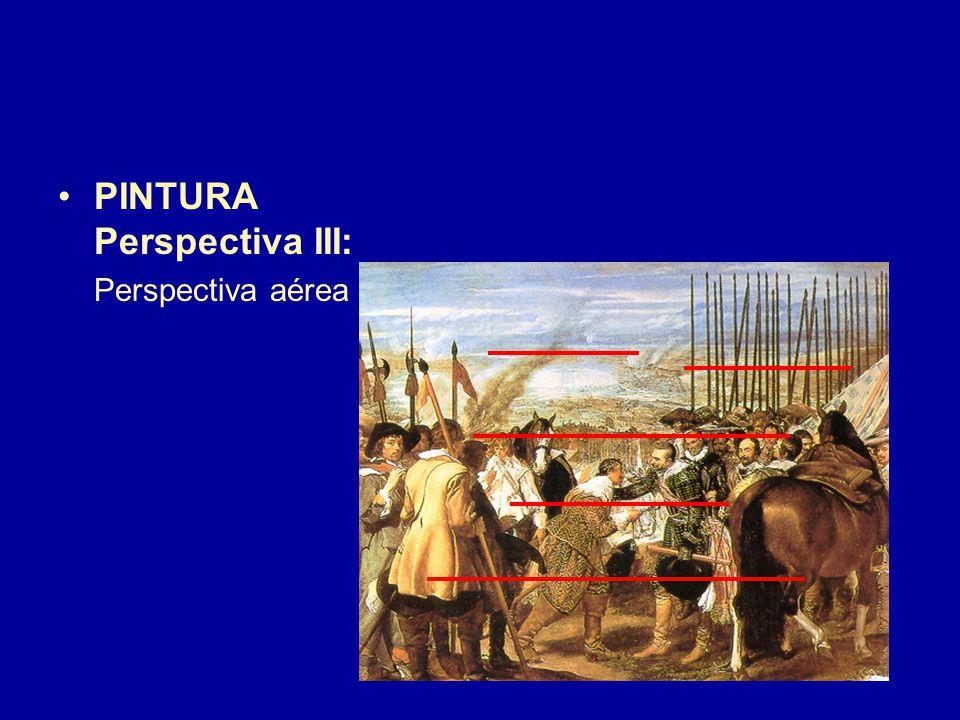 PINTURA Perspectiva III: Perspectiva aérea