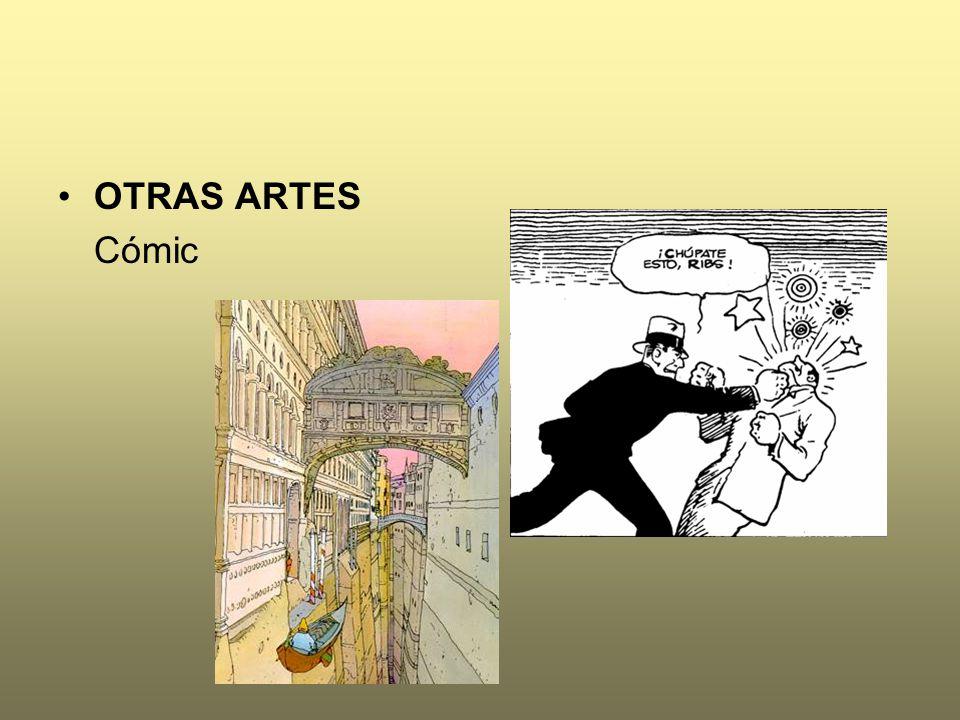OTRAS ARTES Cómic