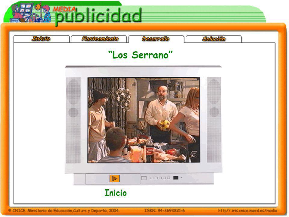 Los Serrano Inicio