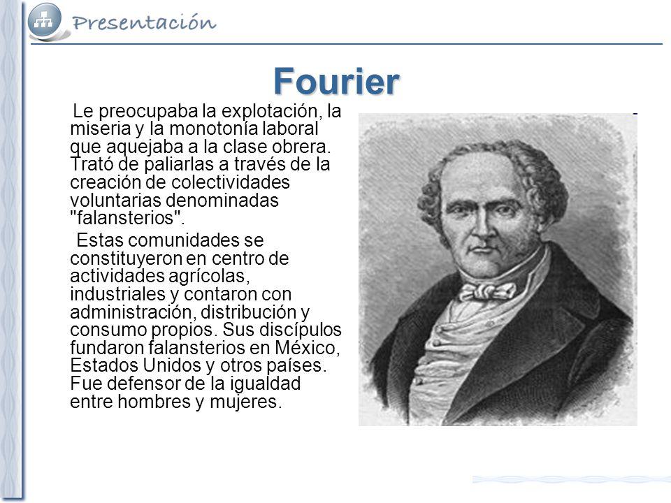 Otras figuras destacadas del socialismo utópico Blanqui, que formuló una teoría sobre la dictadura del proletarido Louis Blanc, partidario de la acción del Estado como forma de mitigar las desigualdades sociales.