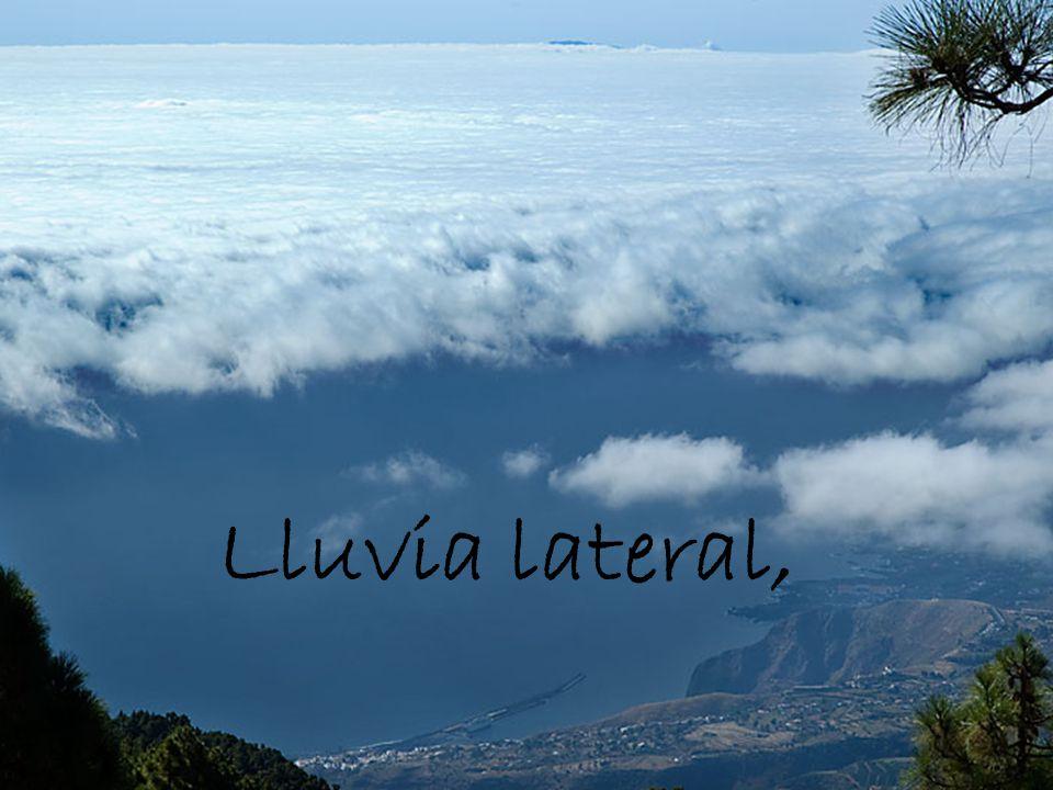 Mar de nubes,