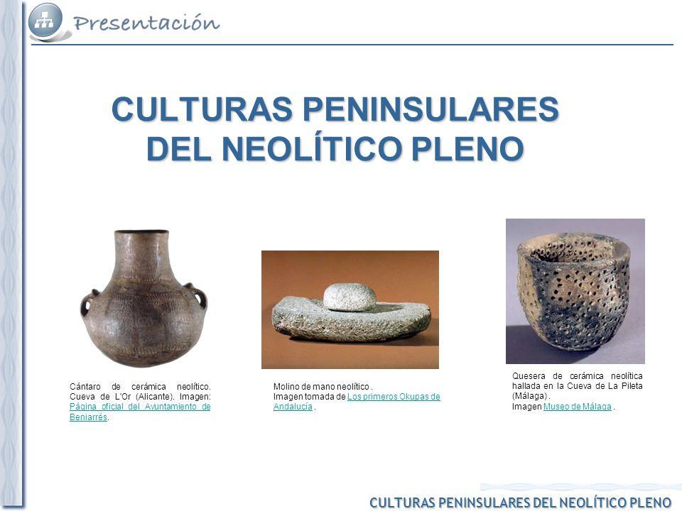 Enterramientos pertenecientes a la necrópolis del neolítico medio de la Bòbila Madurell (Barcelona, España).