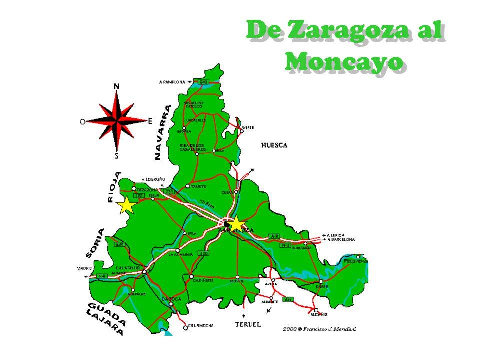 De Zaragoza al Moncayo