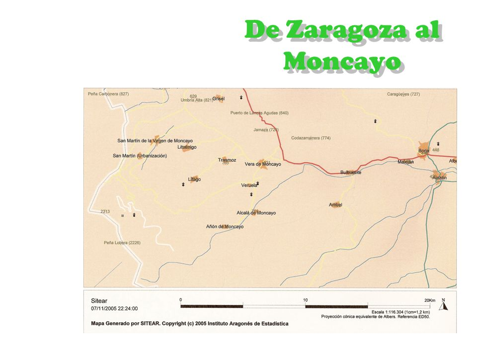 Cima del Moncayo en invierno: disfruta de la naturaleza Colegio Agustín Gericó