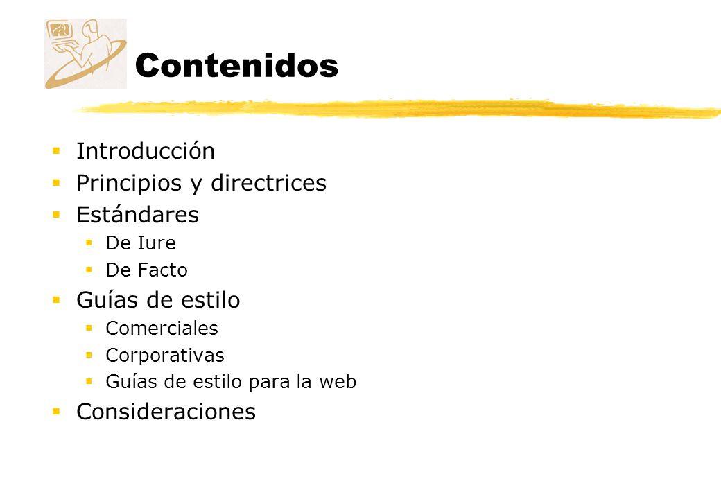 Guías de estilo CUA Ayuda Permite resolver las dudas de los usuarios Interacción Tecla F1 Seleccionando el botón de ayuda Seleccionando el menú de ayuda Tipos de ayuda Ayuda contextual Tutorial Glosario