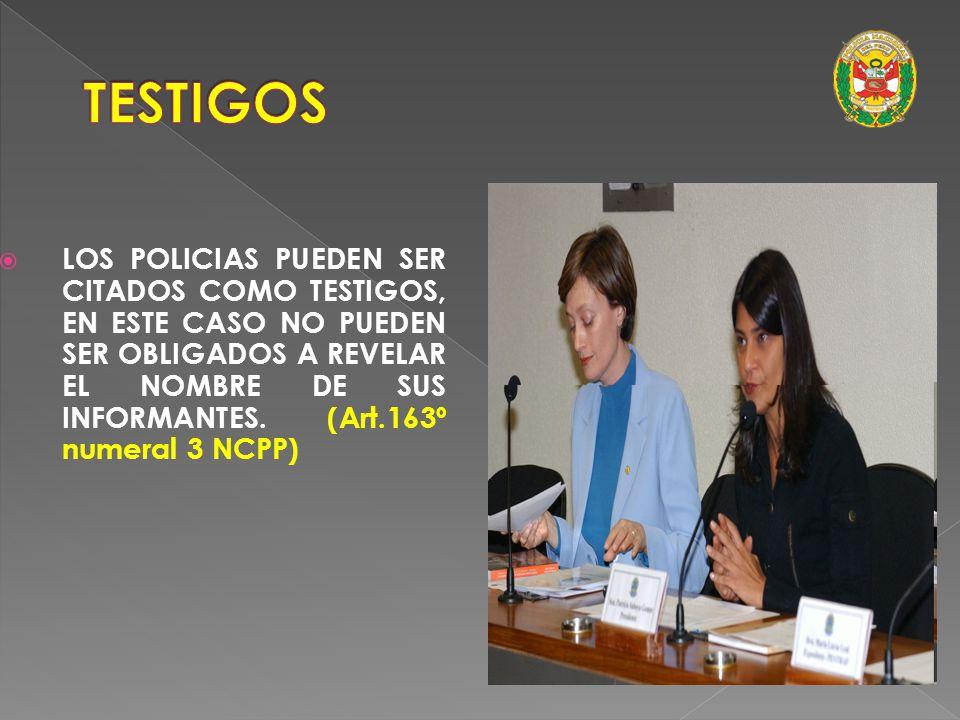 LA POLICIA PODRA INFORMAR A LOS MEDIOS DE INFORMACION SOCIAL ACERCA DE LA IDENTIDAD DE LOS IMPUTADOS, PERO CUANDO SE TRATE DE LAS VICTIMAS, TESTIGOS U