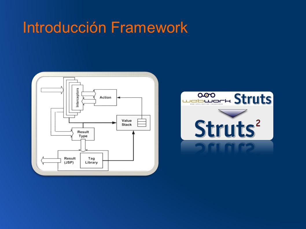 Introducción Framework