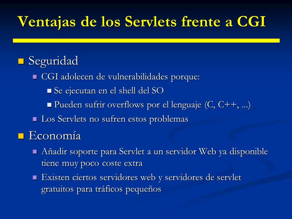Arquitectura Servlet Container = servidor web capaz de ejecutar servlets Servlet Container = servidor web capaz de ejecutar servlets En una aplicación JSP, el contenedor se corresponde a un JSP container.
