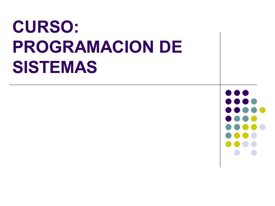 ELEMENTOS DEL CURSO Programa del Curso.....PDFPDF Datos del Profesor ….