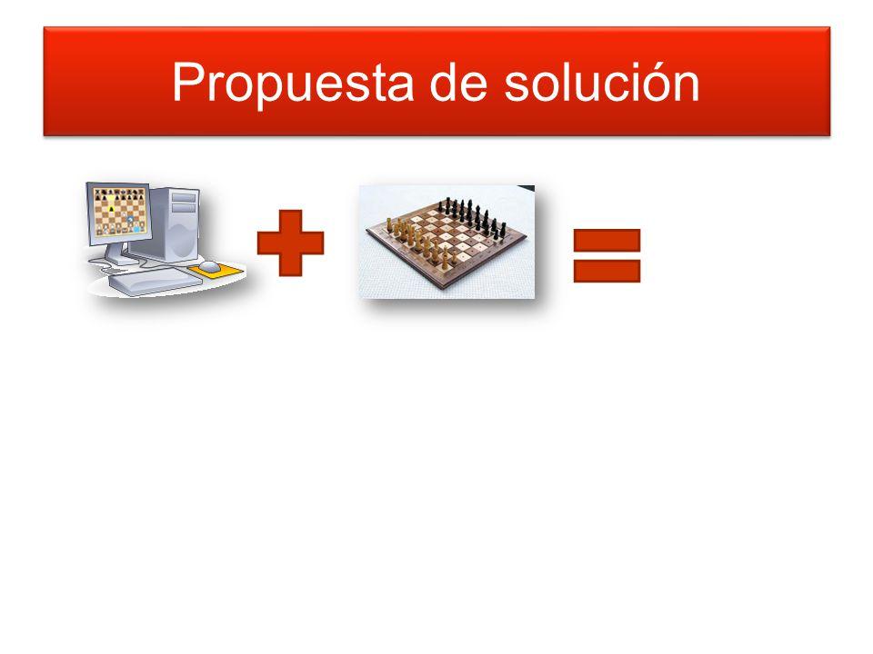 Propuesta de solución