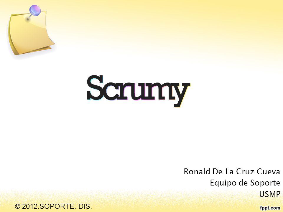 ¿Qué es SCRUMY.SCRUMY es un organizador de tareas y gestor de grupos en línea.