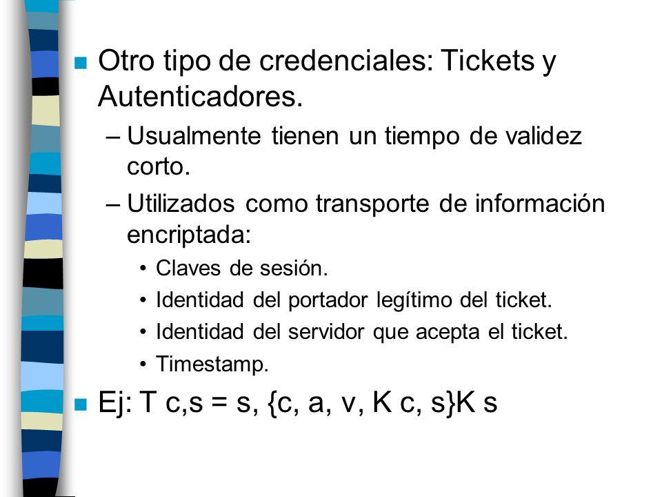 Creación de un PKI (cont.) n Creación de un CA (cont.) –ssleay req -new -x509 -keyout ${SSLDIR}/private/CAkey.pem -out ${SSLDIR}/private/CAcert.pem -config archivo-de-configuracion.cnf CAkey.pem es la clave privada de la autoridad certificadora.