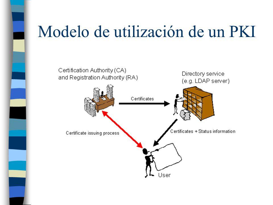 Kerberos n Su proposito es permitir la autenticación de clientes y servidores en ambos sentidos.