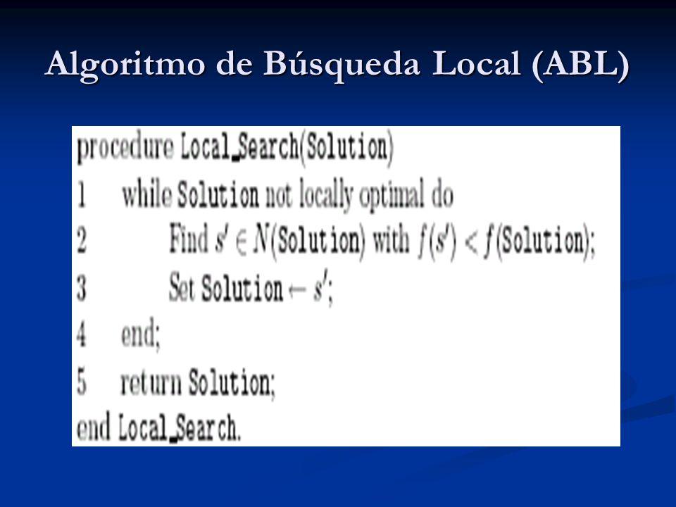 Algoritmo de Búsqueda Local (ABL)