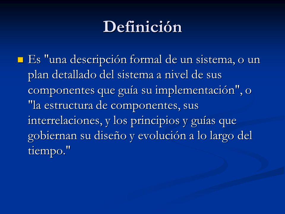 Definición Es