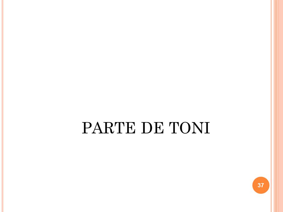 PARTE DE TONI 37