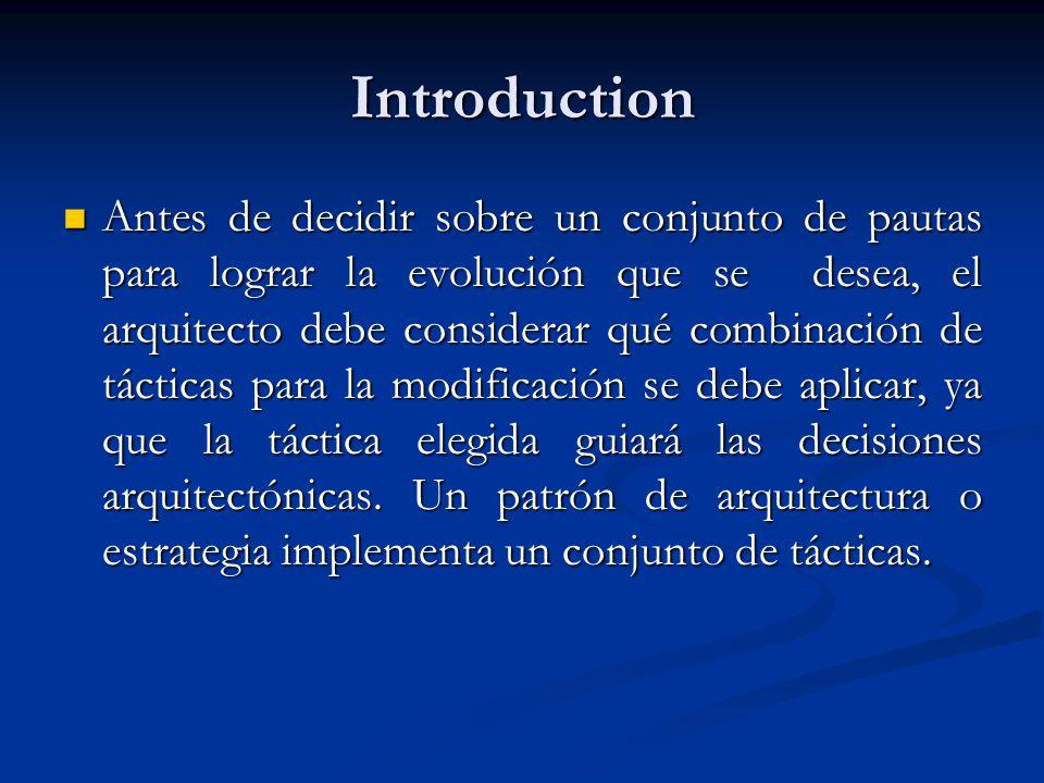 los patrones se clasifican en los grupos relacionados en una jerarquía de herencia.