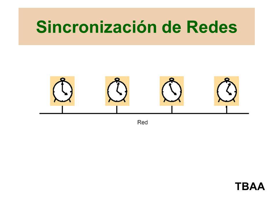 Sincronización de Redes TBAA