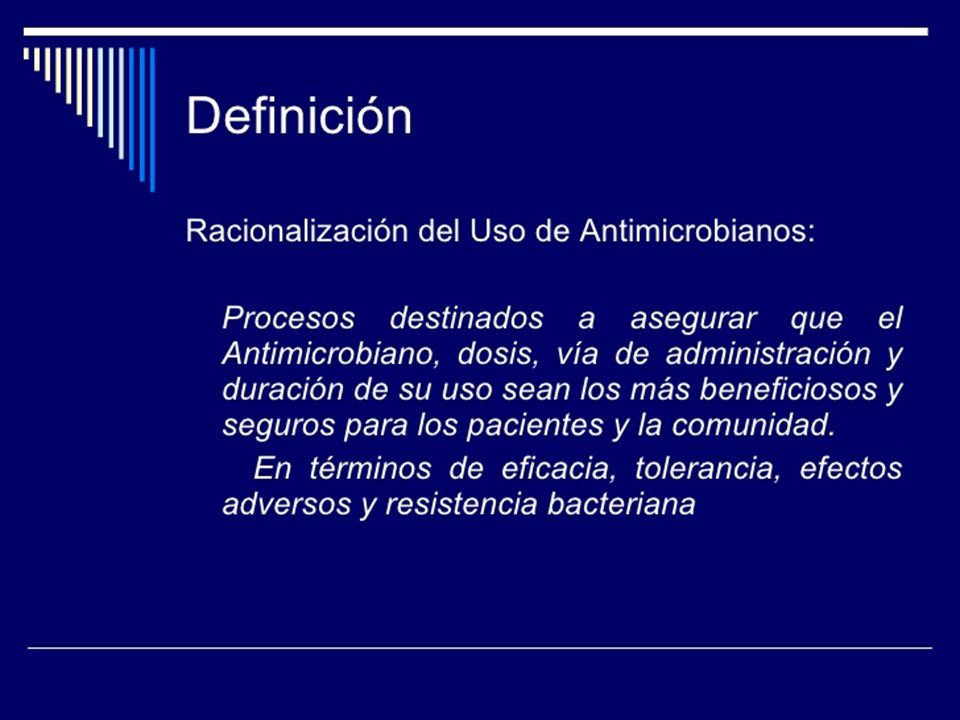 CAUSAS DEL FRACASO DEL TRATAMIENTO ANTIBIOTICO SELECCIONANDO Y PRESCRIBIENDO ADECUADAMENTE EL ANTIBIÓTICO PARA TRATAR LAS ENFERMEDADES INFECCIOSAS DISMINUIREMOS LA RESISTENCIA BACTERIANA.