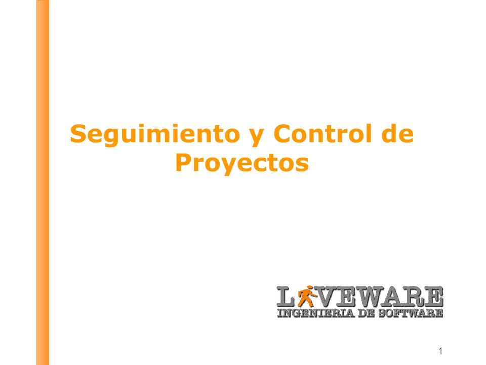 Políticas (En el manual de Calidad) El plan de cada proyecto se debe revisar y actualizar de acuerdo a un procedimiento documentado.