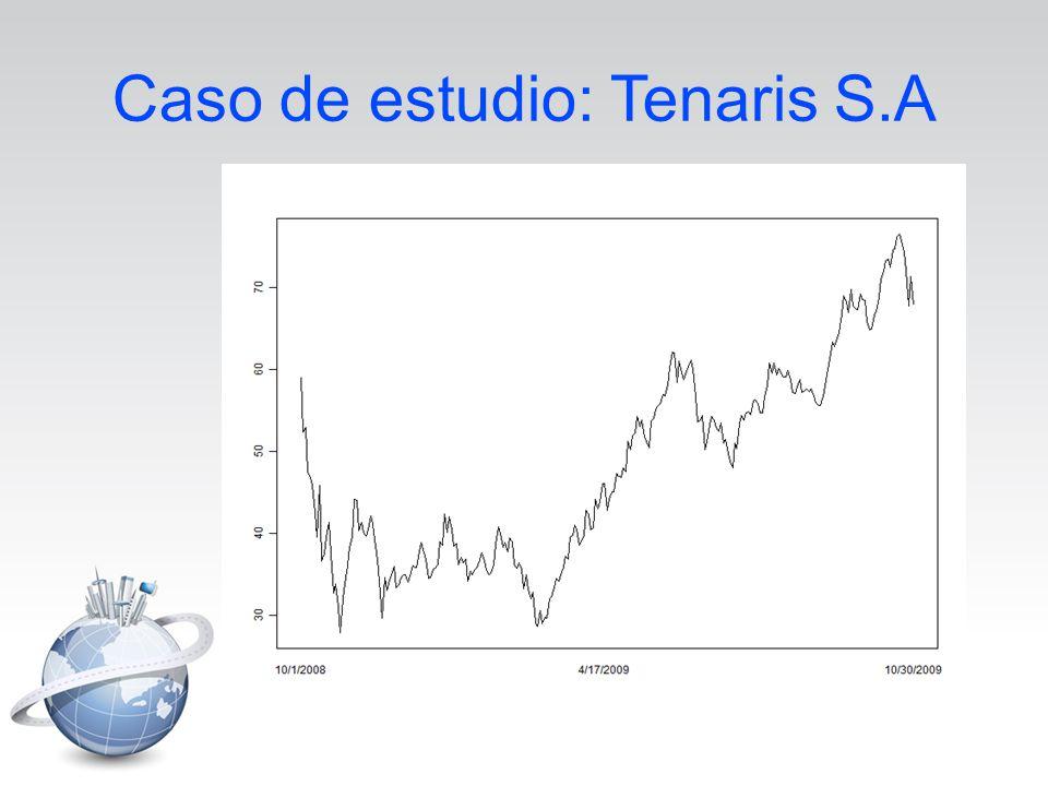 Caso de estudio: Tenaris S.A