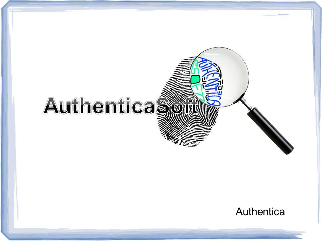 Agenda Authentica Nuestro equipo Problema planteado Nuestra solución