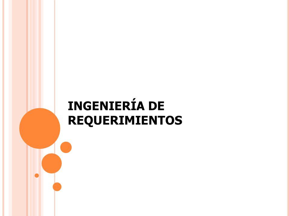 ESTRATEGIA DE RELEVAMIENTO Identificación de requerimientos: Reuniones con el cliente.