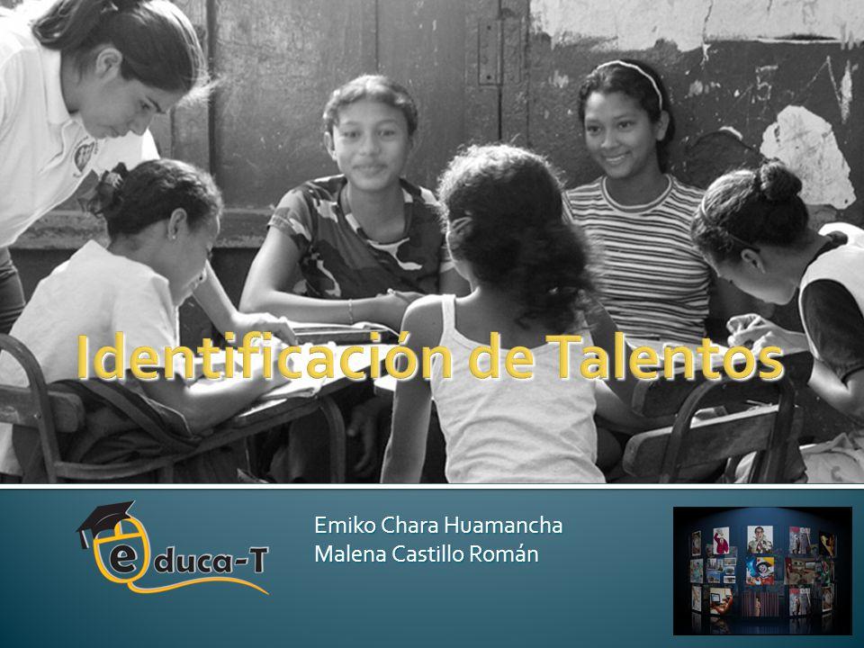 Emiko Chara Huamancha Malena Castillo Román