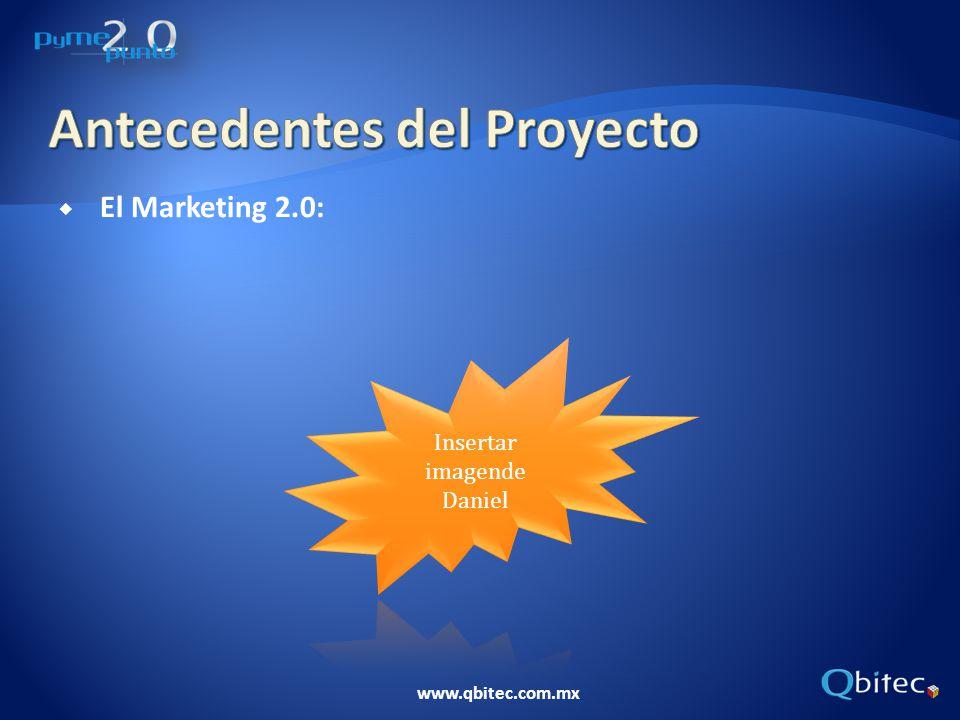www.qbitec.com.mx El Marketing 2.0: