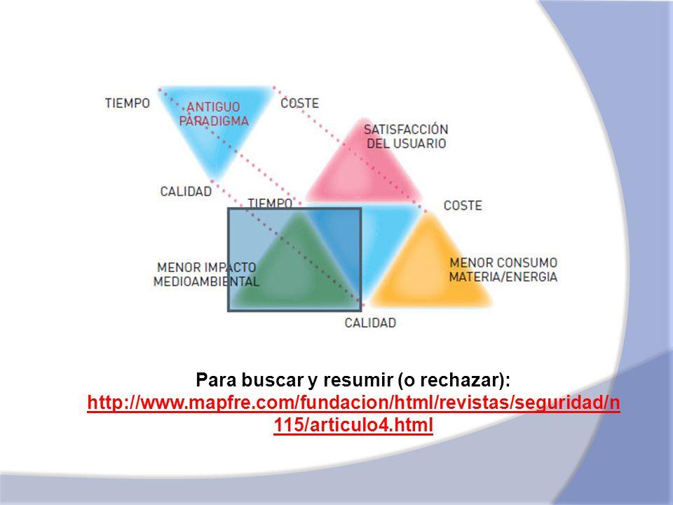 Para buscar y resumir (o rechazar): http://www.mapfre.com/fundacion/html/revistas/seguridad/n 115/articulo4.html