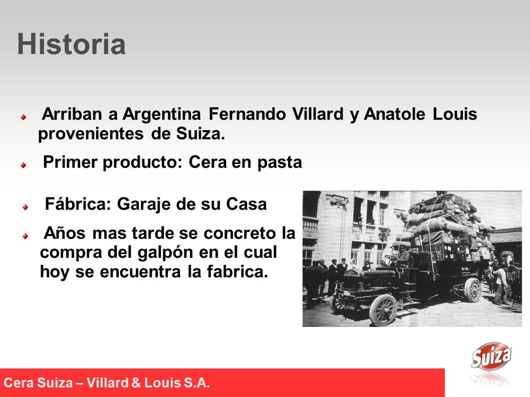 Arriban a Argentina Fernando Villard y Anatole Louis provenientes de Suiza.