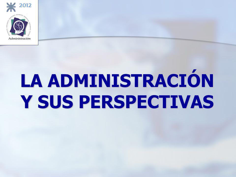 PRINCIPALES TEORÍAS ADMINISTRATIVAS Y SUS ENFOQUES