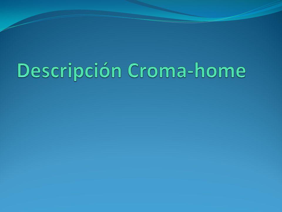 ¿Cual es la idea de cromahome.