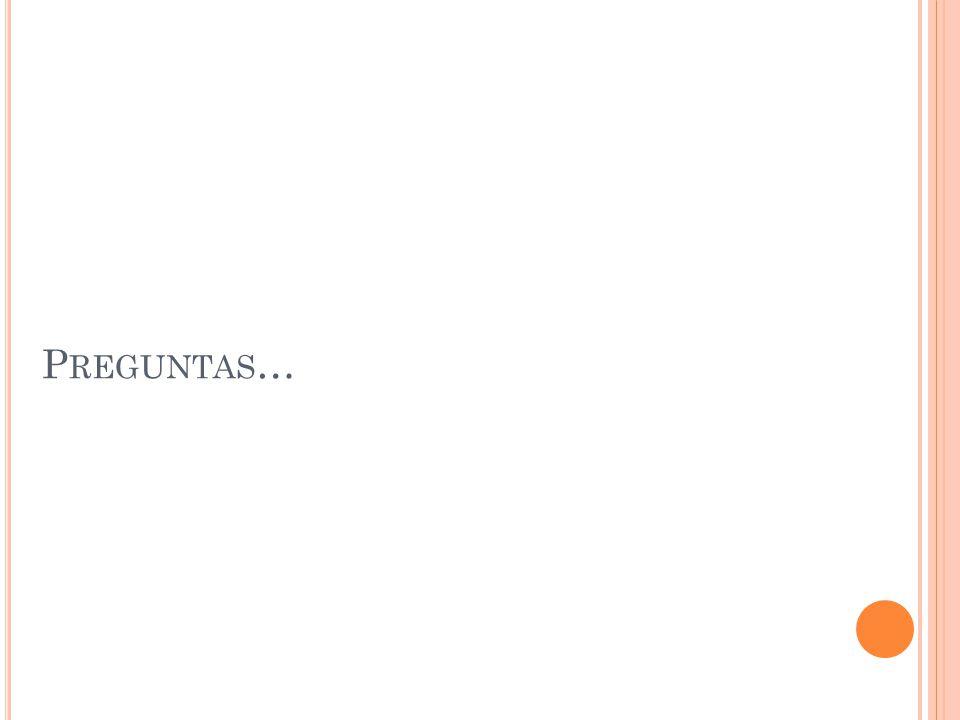 F UTURAS LÍNEAS DE INVESTIGACIÓN Reconocimiento de Voz Implementación Móvil de un Sintetizador de Voz en Español Buscador de Puntos de Interés centralizado en Internet Publicidad por proximidad