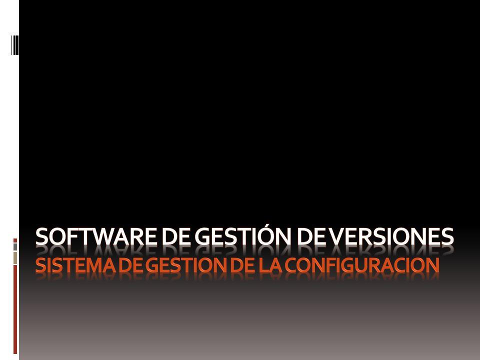 Agenda La importancia del Sistema de Gestión de la Configuración en el Proceso de Desarrollo y Mantenimiento de Software La Importancia del Software de Gestion de Versiones en la Gestion de la Configuracion El Problema Que es SubVersion.