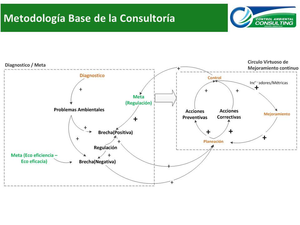 Metodología Base de la Consultoría