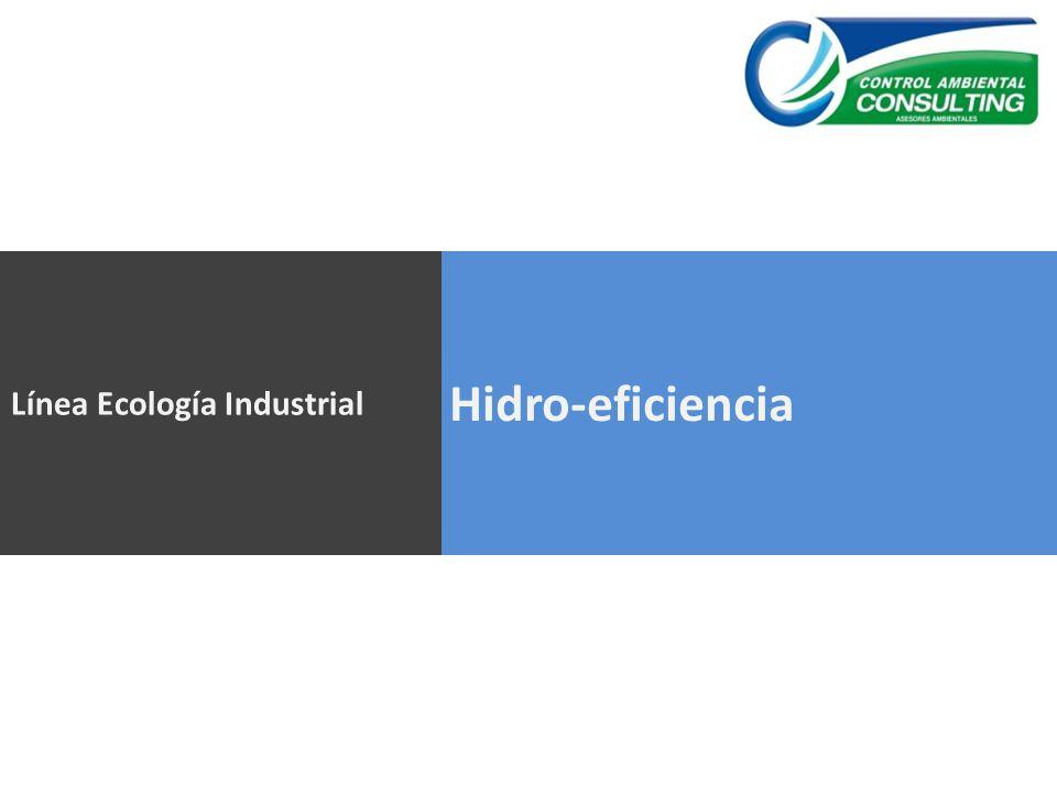 Hidro-eficiencia Línea Ecología Industrial