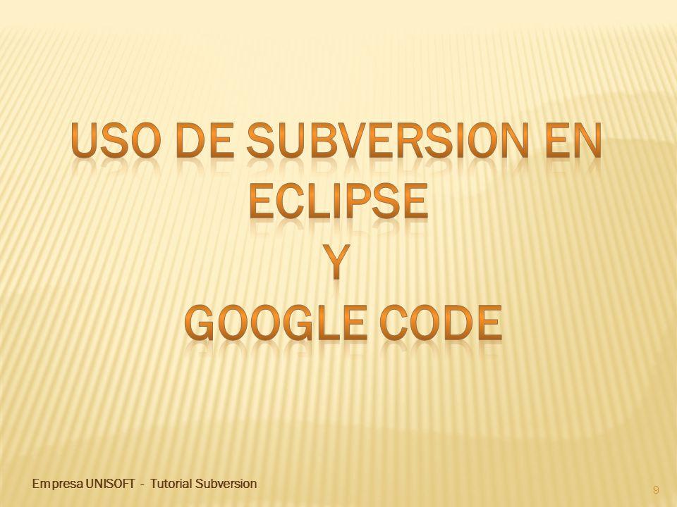 10 Abrimos Eclipse en al pestaña Help Install New Software seleccionamos: