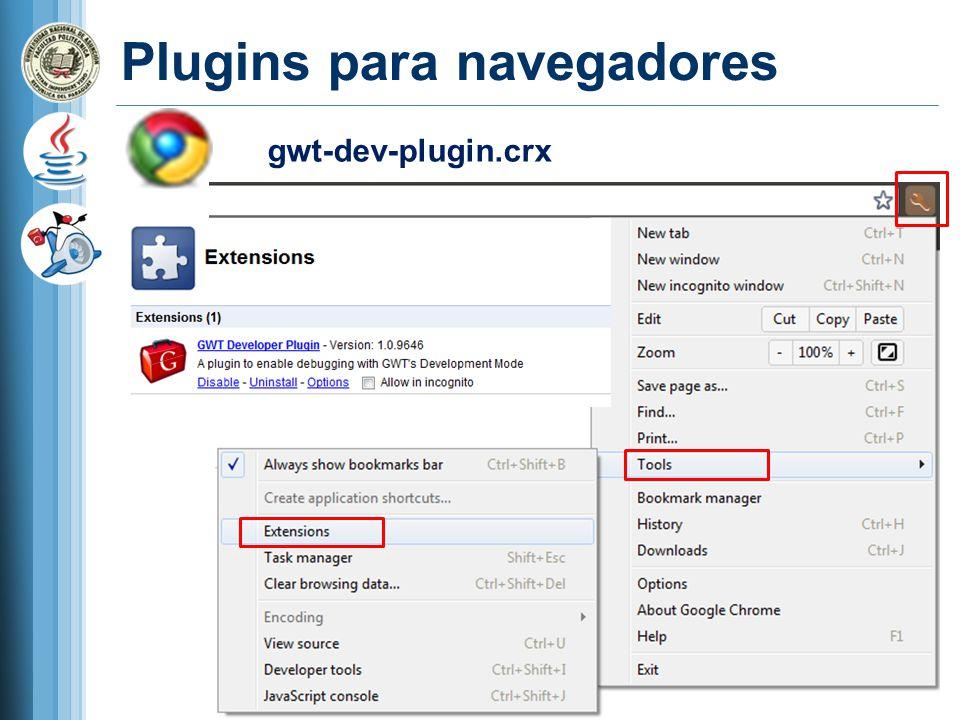 Ejercicio 3 Probar la utilización y verificar el código generado de otros tipos de Widgets.